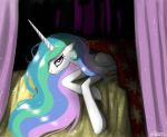 Celestia in No Mood for Songs by johnjoseco