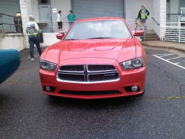Dodge Charger by Amber-Duncan