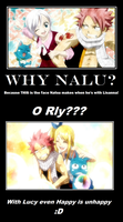Fairy Tail NaLu NaLi by K6mil