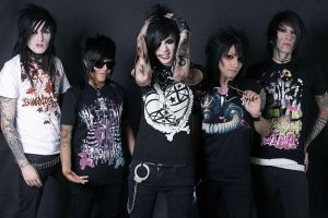 Black Veil Brides by BleedingStarClothing