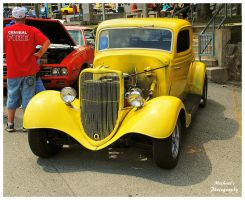 Tommy's 1933 Ford by TheMan268