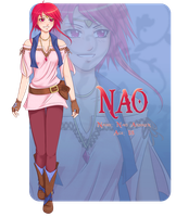 Nao's Profile by DreamerWhit