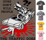 Guns Don't Kill People... The Traffic Does by P-Sisko