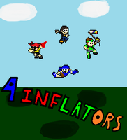 4 Inflators' story cover art by Sergy92