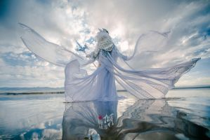 On the lake by 35ryo