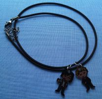 Remus and Sirius necklace SBP by Lovelyruthie