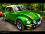 Frog or beetle? by KrisSimon