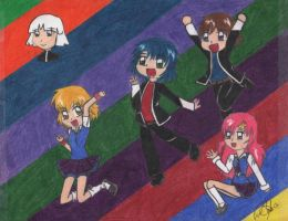 GuNdAm SeED sChOoL dAyS by AnGiEdArKdEm0n