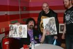 Meeting Mick Foley by Simon-Williams-Art