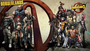 Borderlands Wallpaper by MagnumMaster