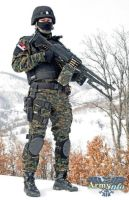 Serbian Special Forces 9 by Milosh--Andrich