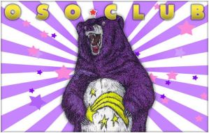 OSO CLUB Sign by Kimba