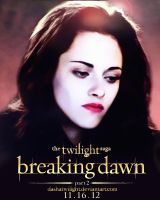 Breaking Dawn Part 2 - poster by DashaTwilight