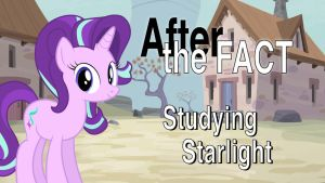 After the Fact: Studying Starlight by MLP-Silver-Quill