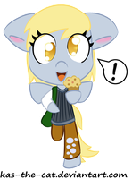 Derpy ^^ by Kas-the-Cat