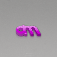 dm logotype by Dinomann