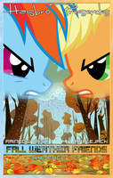 MLP : Fall Weather Friends - Movie Poster by pims1978
