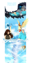 PDL  Round two   Hurricanes, fire and sandcastles by Reiki-kun