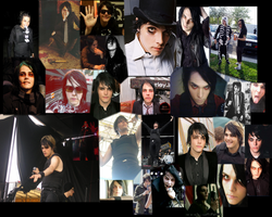 Gerard Way-WP by xMySweetRevengex