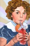 Shirley Temple by LaurasMuse