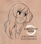 FORGOTTEN SONS is back on March 14 by Kaisel