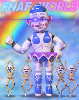 Adventure Ballora by ANGUs-GAMEs