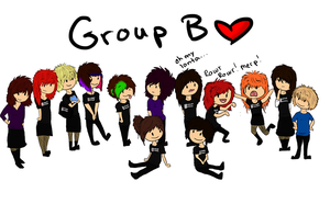 Group B by ImHerMonster