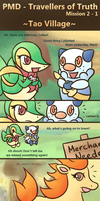 PMD: Travellers of Truth 2-01 by Reshidove