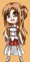 A is for Asuna by ViviVaness