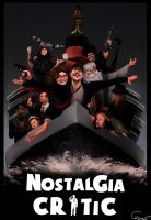 Nostalgia Critic DVD cover by AgataCzerw