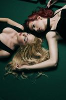 Brooke and Kindre by silkephoto