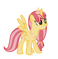 Request - Princess Royal Ribbon by 1mbean