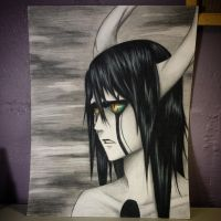 Ulquiorra 2nd release by omgisthatpaige