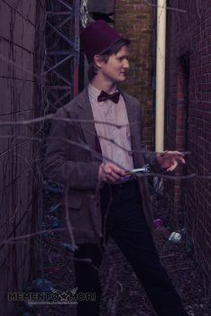 Isaac Twitty - 11th Doctor by ZombieErnie