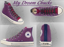 My Dream Converse 83 by BarrowmanFan