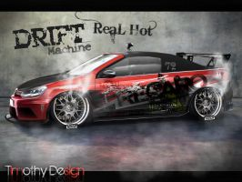 Drift Machine Real Hot by Adry53