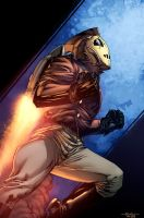 Rocketeer color by logicfun