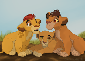 New lion boy by 6-julett-9