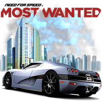 Need For Speed Most Wanted by POOTERMAN