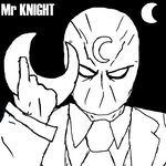 Mr Knight by Cachumbos11