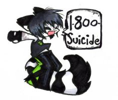 1-800-SUICIDE by tomoko-nyo