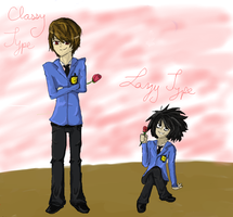 Ouran Death Note Club by MegJ