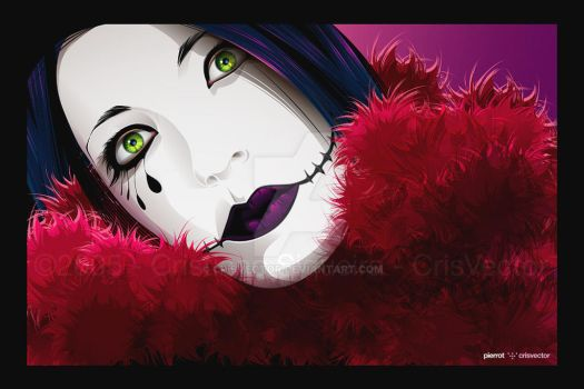 Pierrot by CrisVector