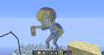MineCraft: PewDiePie by izsumi123