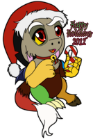 X-Mas 2012: Naughty or Nice? :3 by Garfield141992