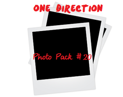 Photo Pack # 20 [ 1D Cosmo UK Magazine ] by iluvlouis