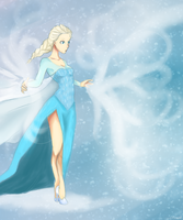 Elsa by casthenovak