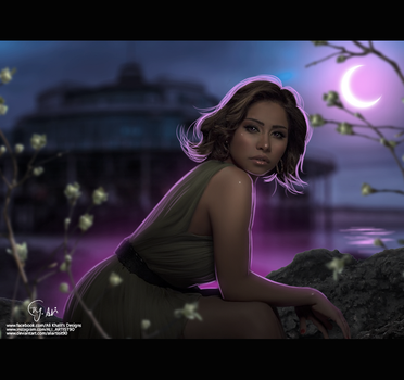 Sherine by aliartisit90