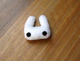 bunny pin by Yume-fran
