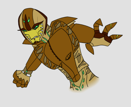 Raffle Prize (Second Place) - TF OC 'CAD' by TheWhovianHalfling